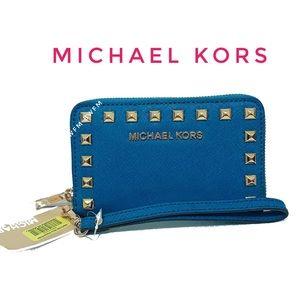 New authentic Michael Kors phone case  wallet